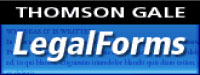 Thomson Gale Legal Forms database link